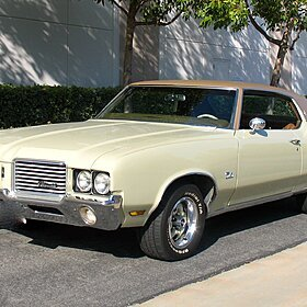 1972 Oldsmobile Cutlass Supreme for sale 100785434